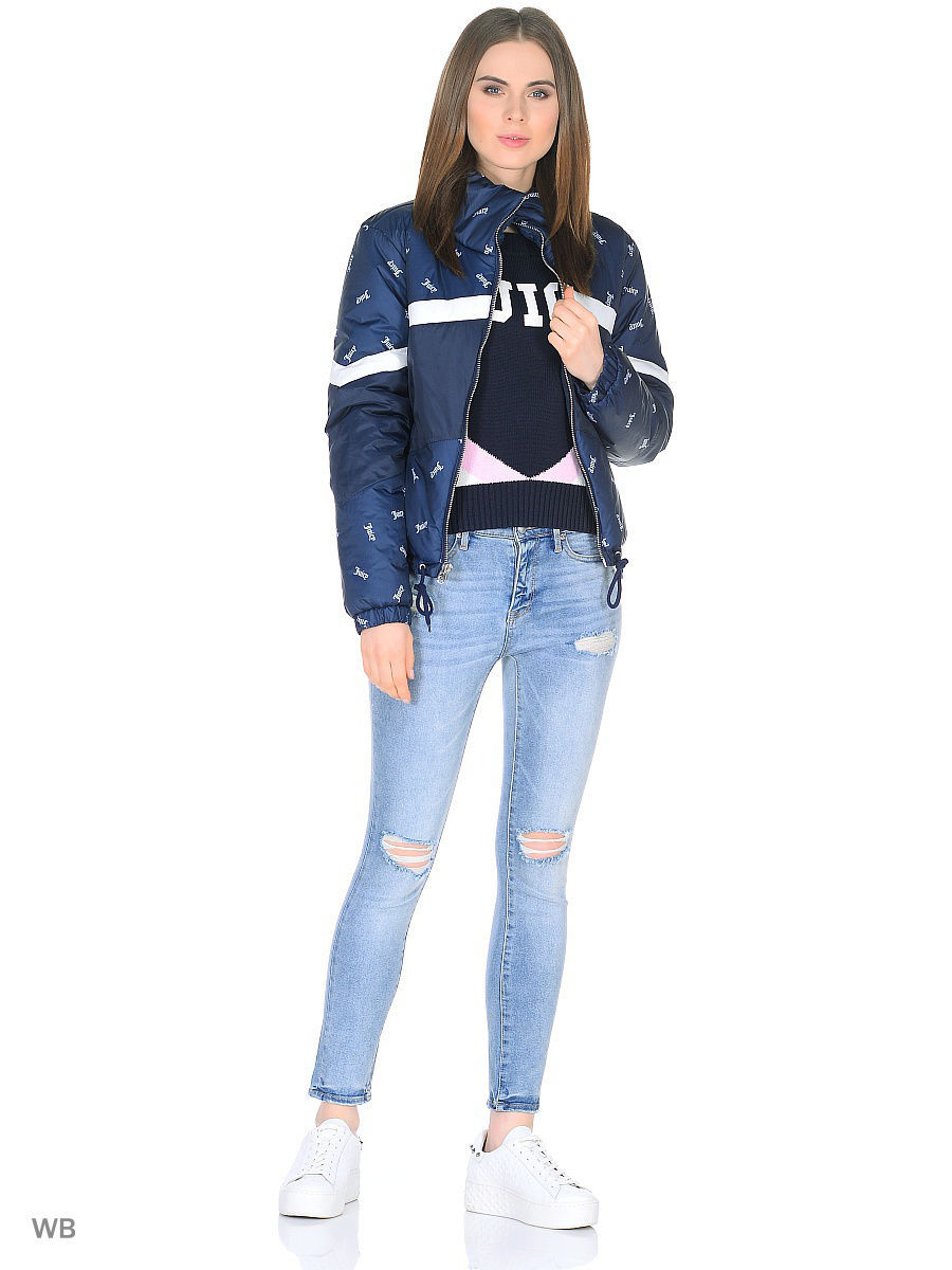 Куртка Juicy Couture (Джуси Кутюр) JWFWJ111146/488