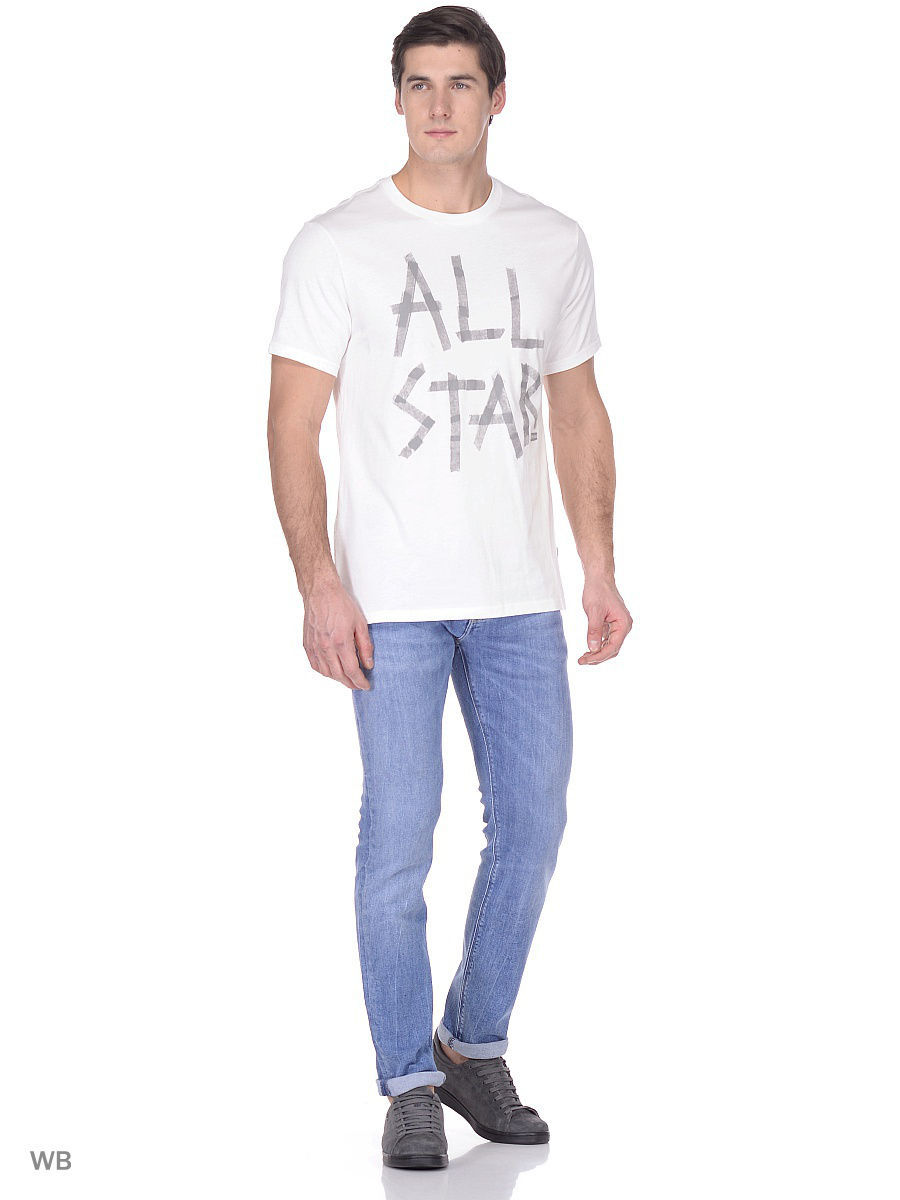 Футболка Converse Футболка REFLECTIVE TAPE ALL STAR TEE футболка converse футболка amt streaming color skull tee