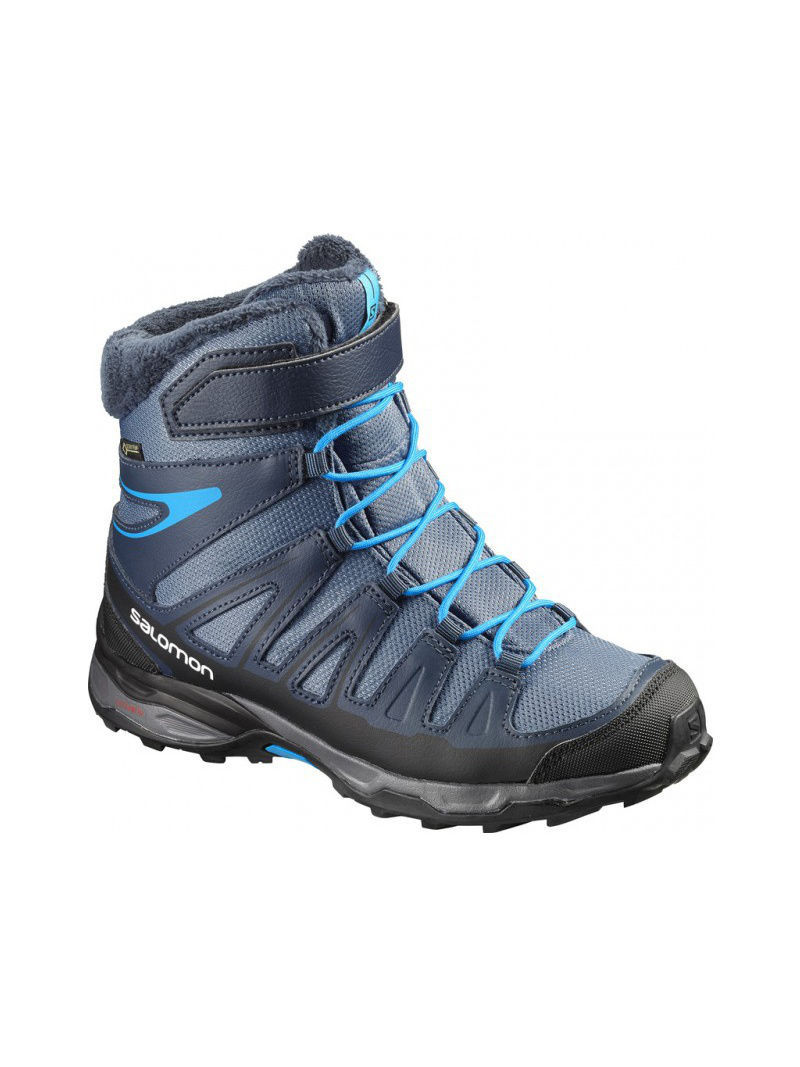 Ботинки SALOMON Ботинки SHOES X-ULTRA WINTER GTX J Slateblue/BL ботинки meindl meindl minnesota gtx
