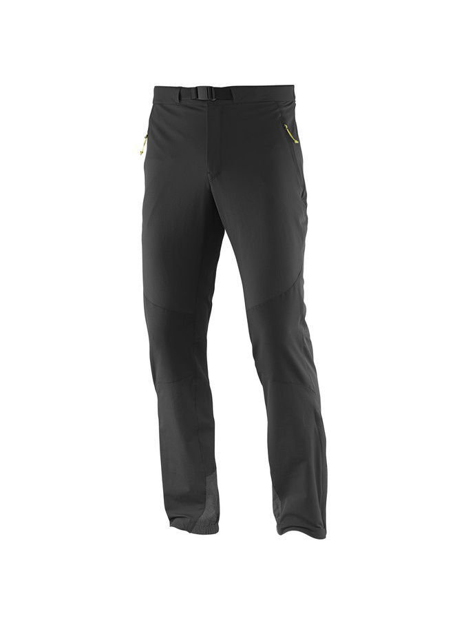 Брюки SALOMON Брюки WAYFARER MOUNTAIN PANT M BLACK salomon брюки