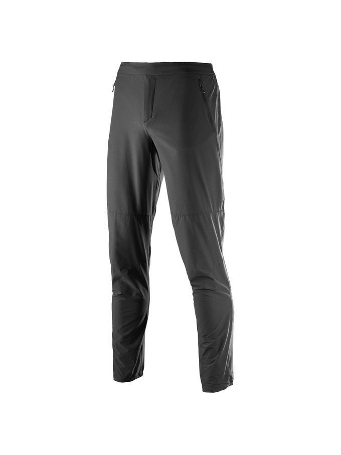 Брюки SALOMON Брюки PULSE PANT M Black salomon брюки