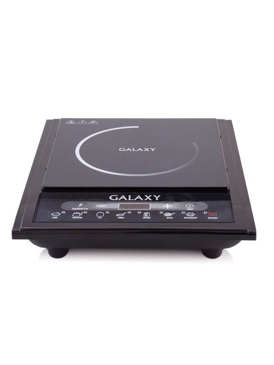 Плиты GALAXY Плитка индукционная GL3053 wireless table bell calling system call service guest paging buzzer restaurant coffee office 1 display 1 watch 10 call button