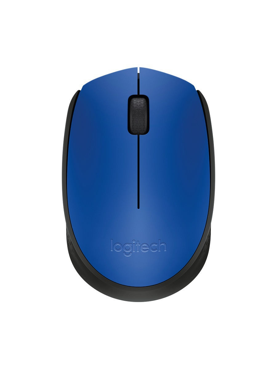 Мыши Logitech Мышь Wireless Mouse M171 Blue logitech wireless mouse m560