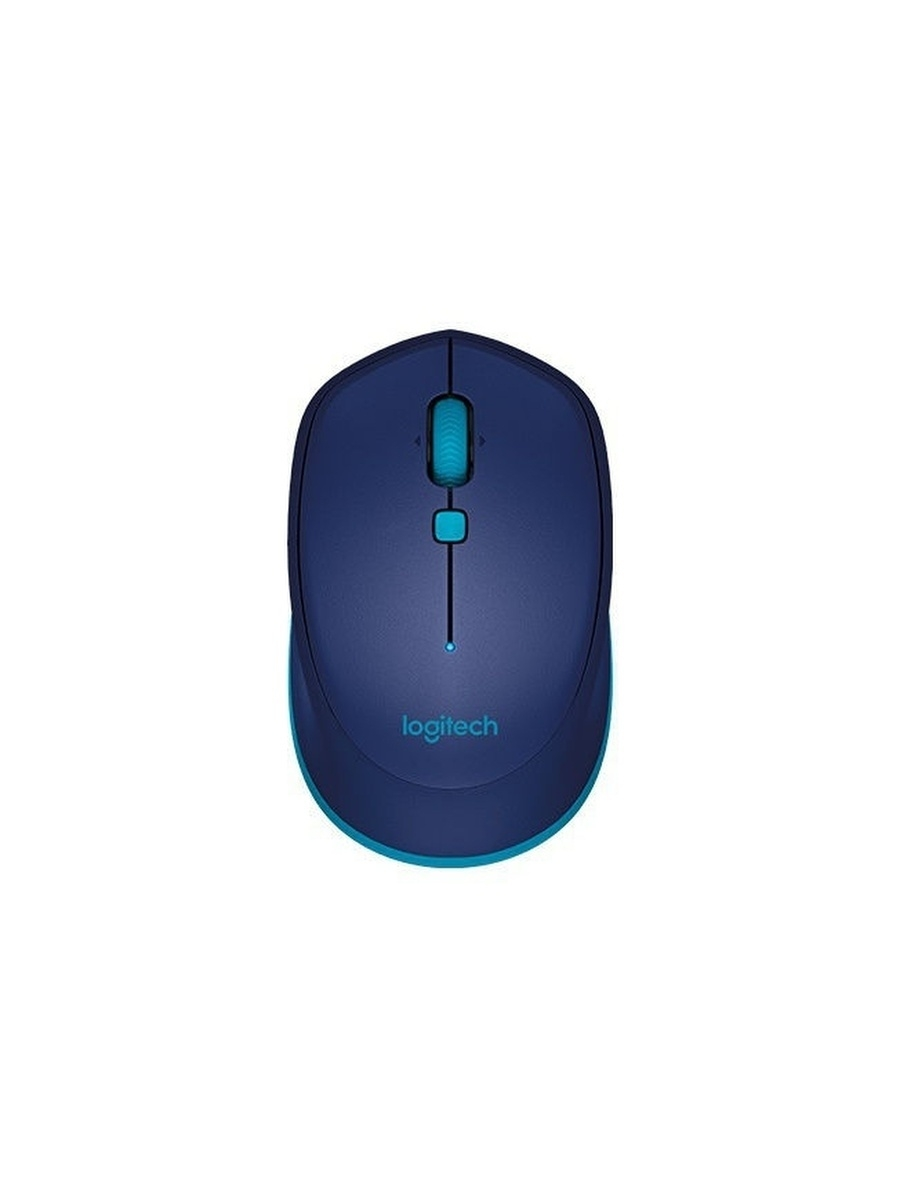 Мыши Logitech Мышь Wireless Mouse M535 Blue Bluetooth logitech wireless mouse m560