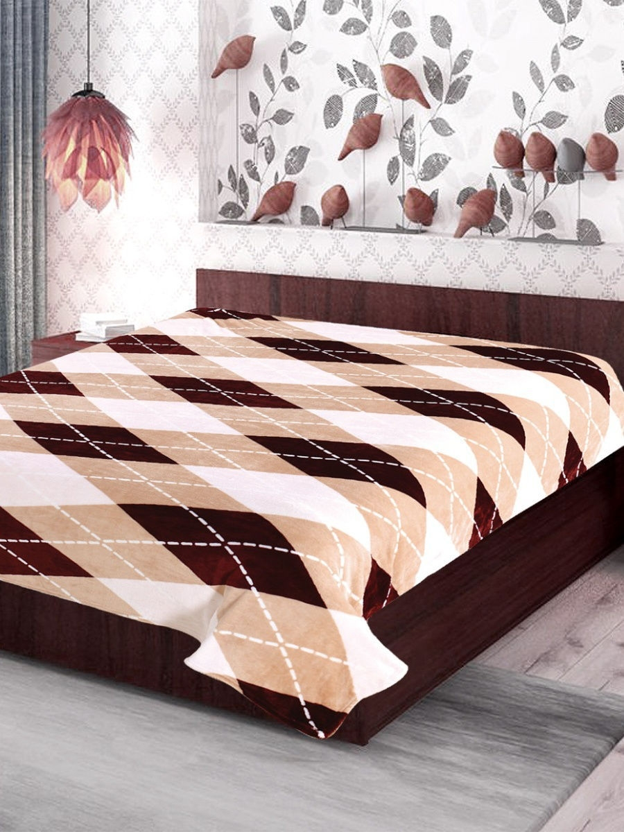 Пледы Letto Плед Велсофт, размер 140*200см, п/э, Letto пледы letto плед велсофт 180х200