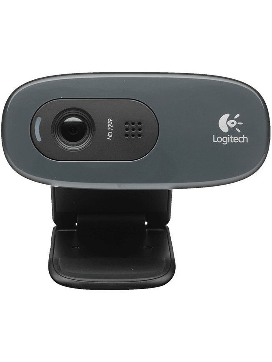 Web-камеры Logitech Веб-камера Webcam HD C270 Black
