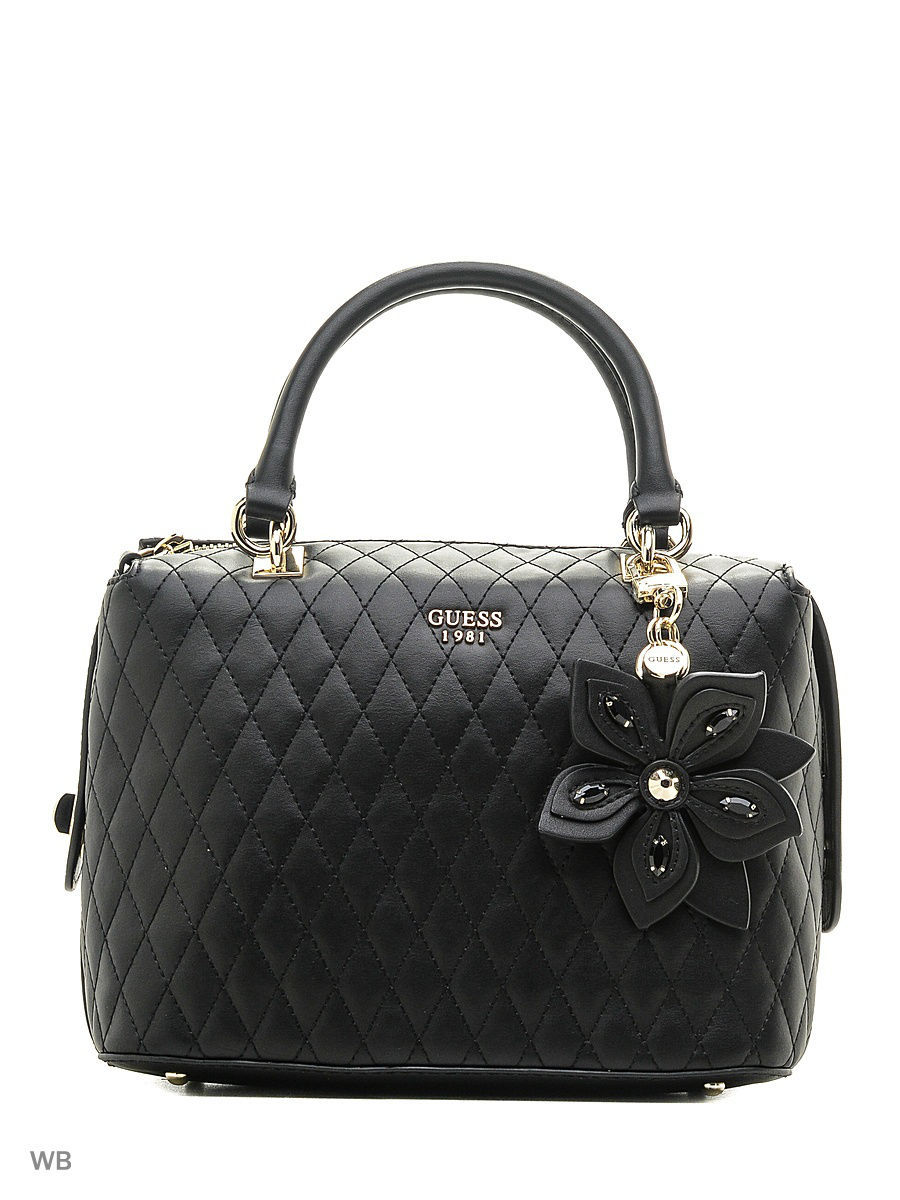 Сумки GUESS Сумка SYBIL QUILTED-LOOK сумки guess сумка sybil quilted look