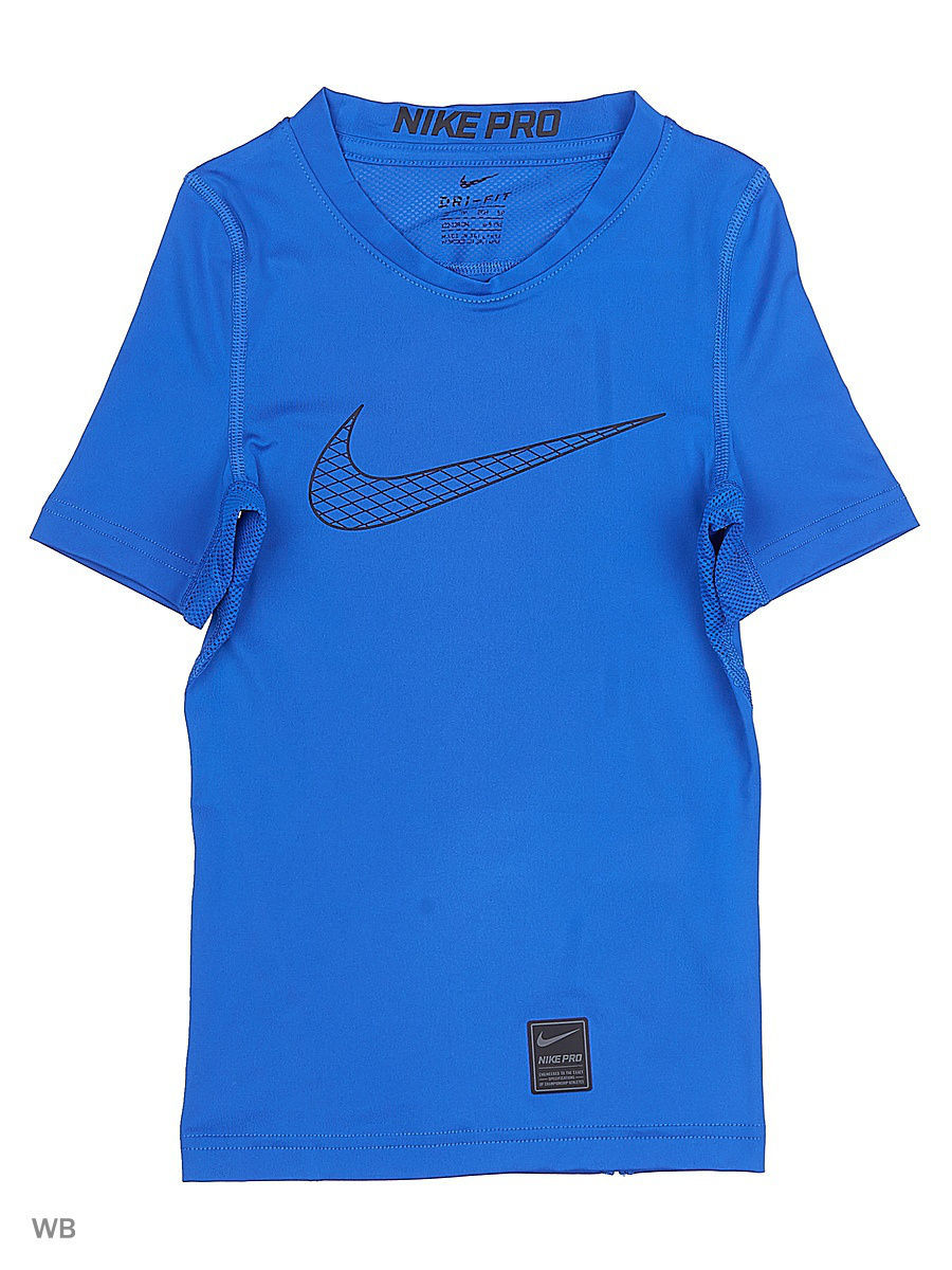Футболка Nike Футболка B NP TOP SS COMP omron comp air pro