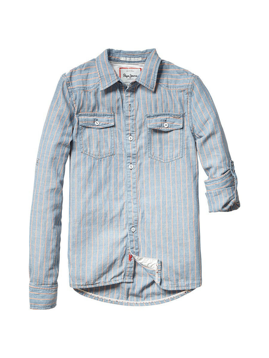 Рубашка Pepe Jeans London PB300364/0AAMULTI