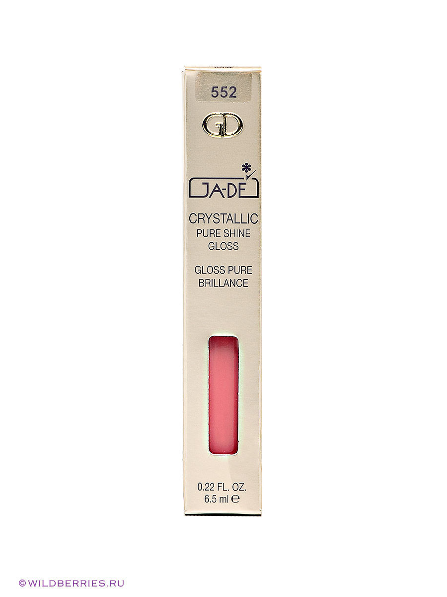 Блеск для губ Crystallic Pure Shine Gloss №552