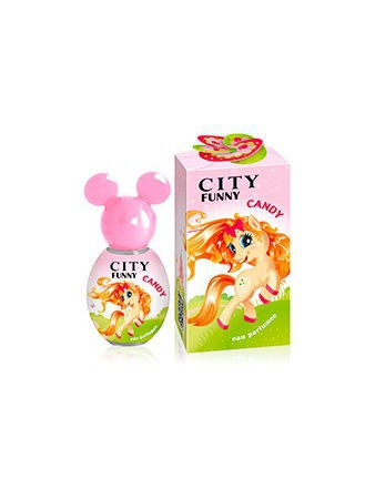 City Funny Candy ДВ 30 мл Сити Фани Кэнди