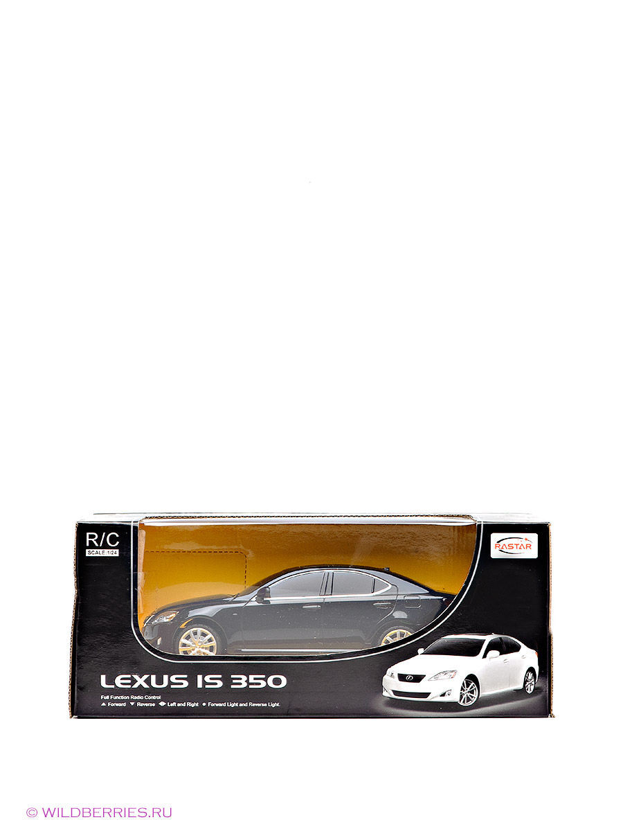 "Машинка ""Lexus IS 350"" RASTAR 30900"
