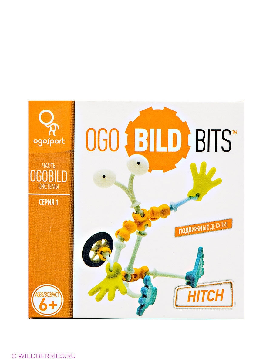 Конструктор-игра OgoBild Bits Hitch