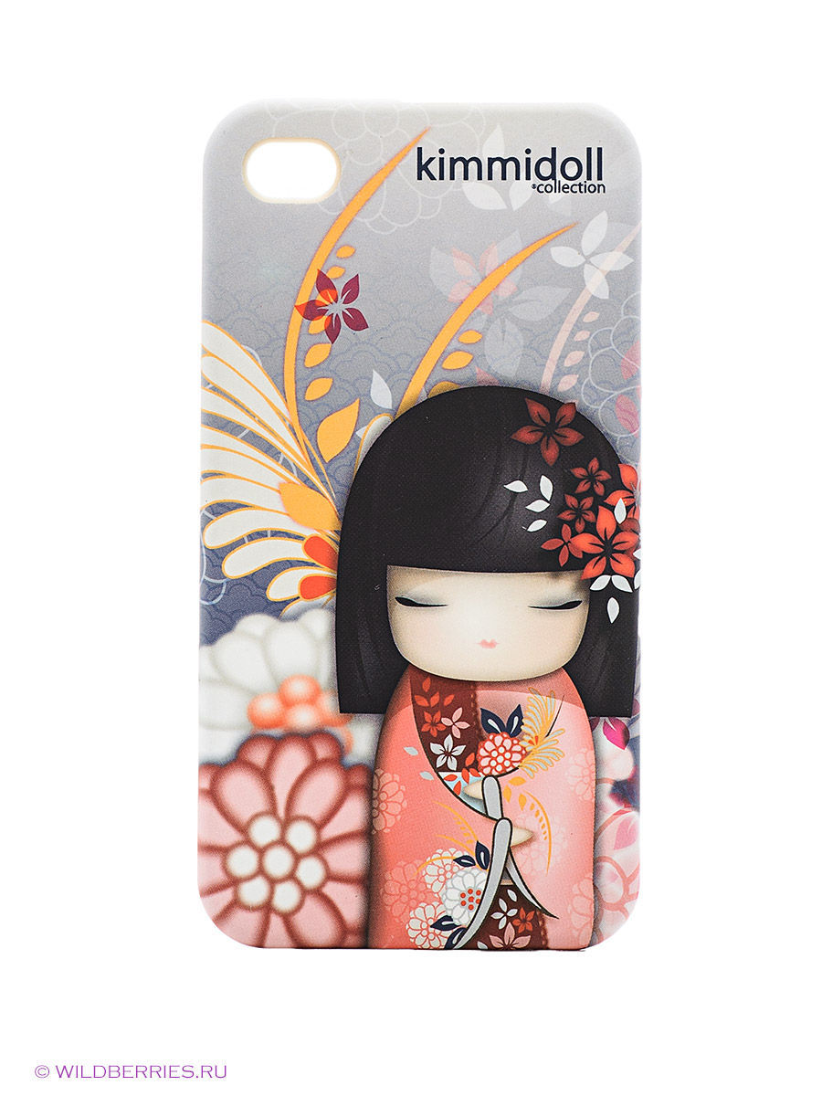 Чехлы для телефонов Kimmidoll Чехол для iPhone 4/4s чехол для iphone 4 iphone 4s bb mobile попугай