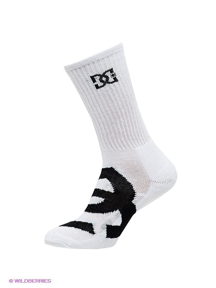 Носки DC Shoes D051340004/WHTD
