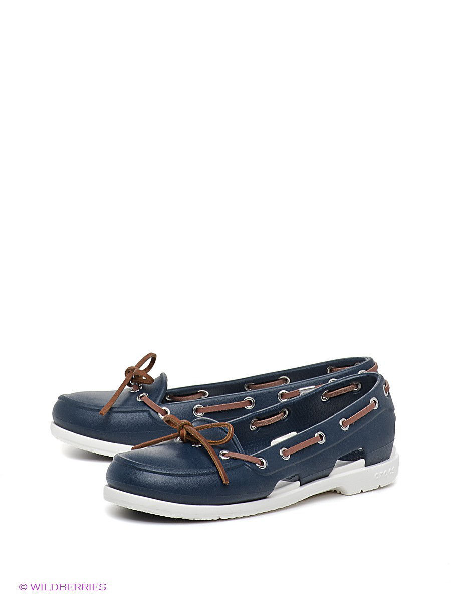 ������� Beach Line Boat Shoe W CROCS 14261-462