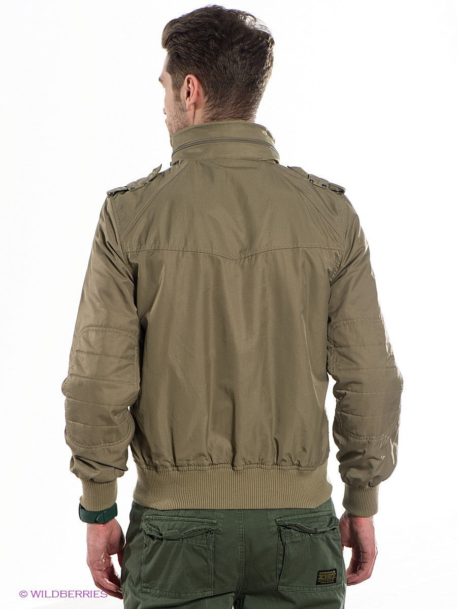 Куртка Alpha Industries MJS43300C1/Khaki: изображение 2