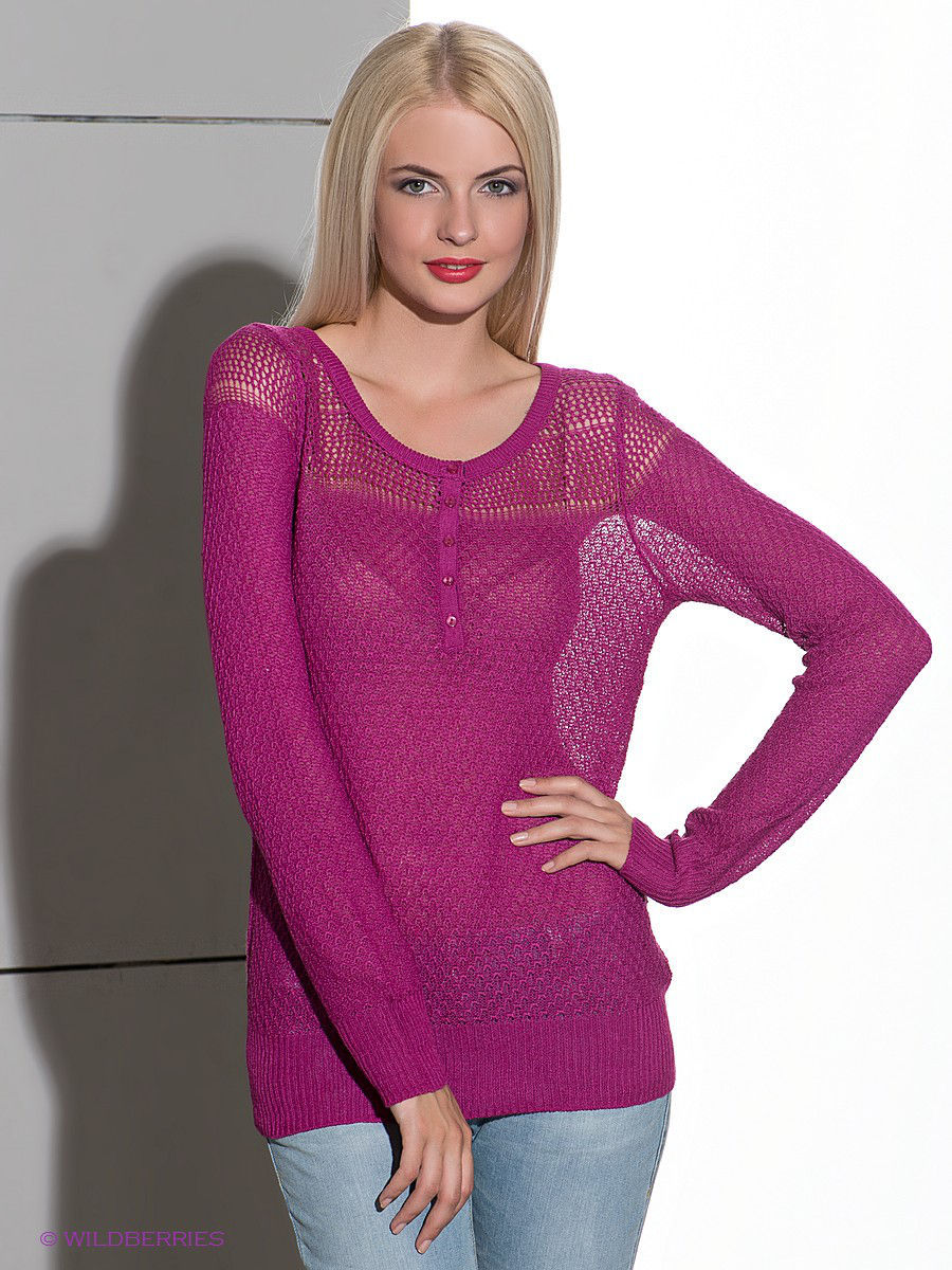 Джемпер Theodora Pointelle Knit