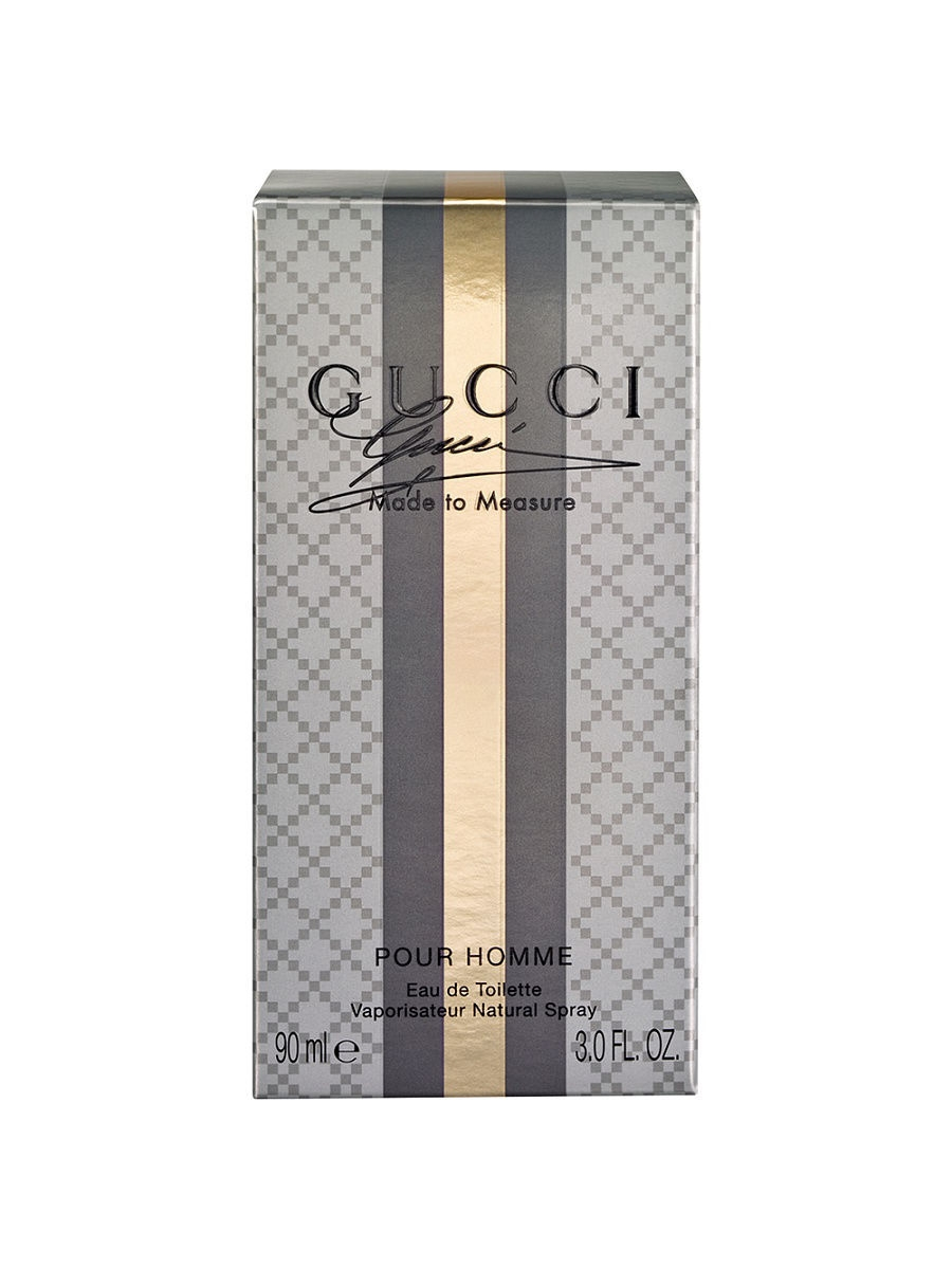 GUCCI Туалетная вода Made to Measure, 90 мл