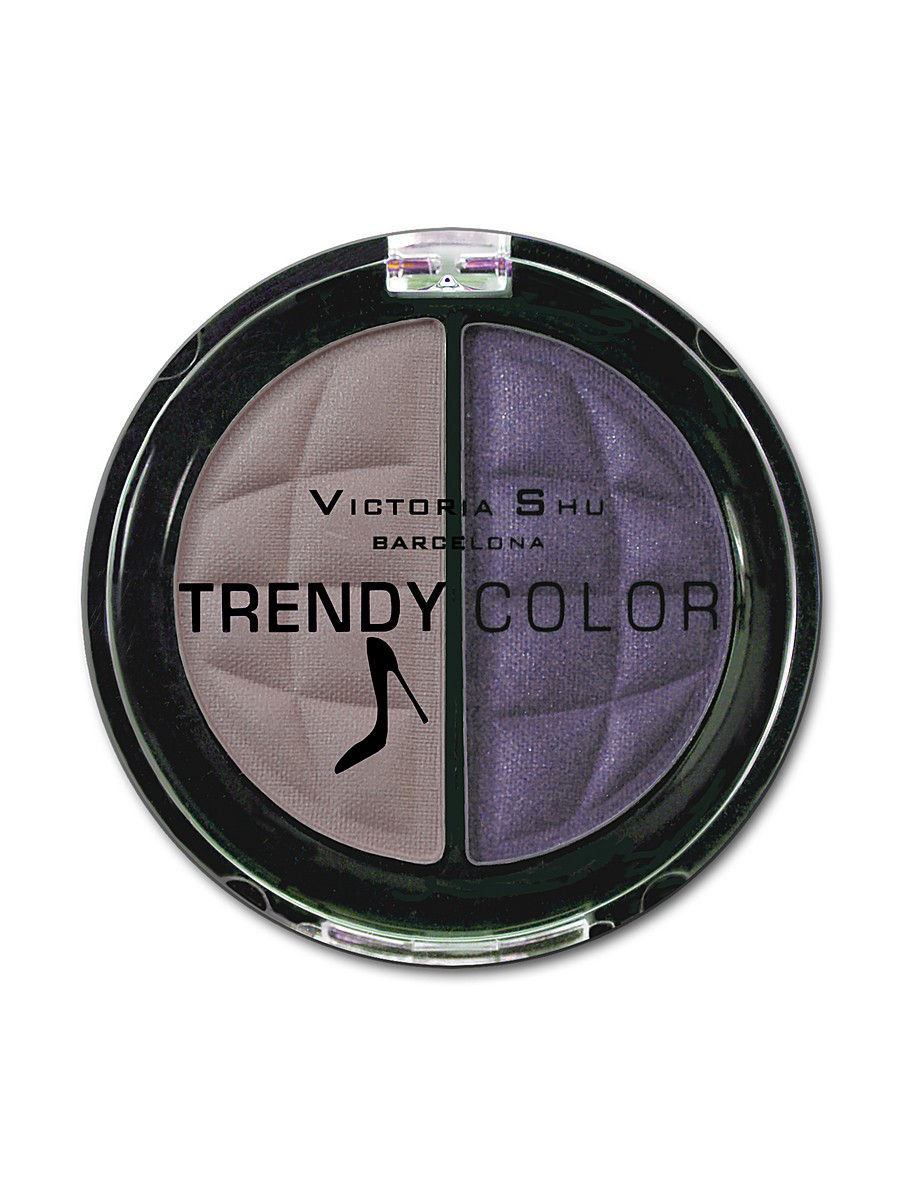 Тени для век TRENDY COLOR, 434 Victoria Shu