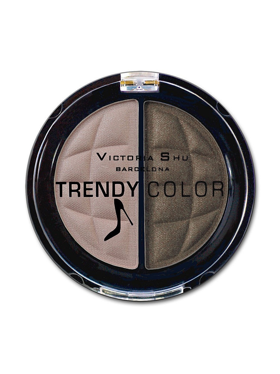Тени для век TRENDY COLOR, тон 435 Victoria Shu