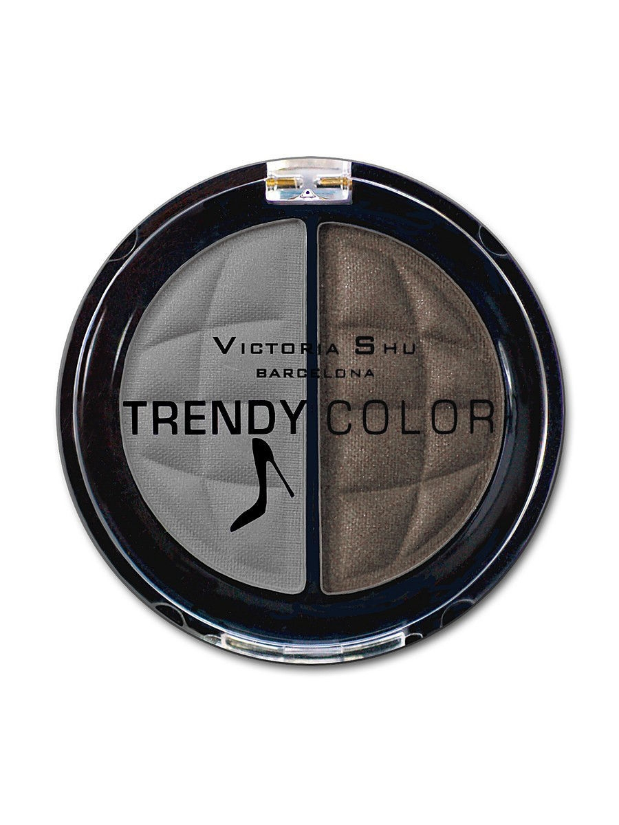 Тени для век TRENDY COLOR, тон 438 Victoria Shu