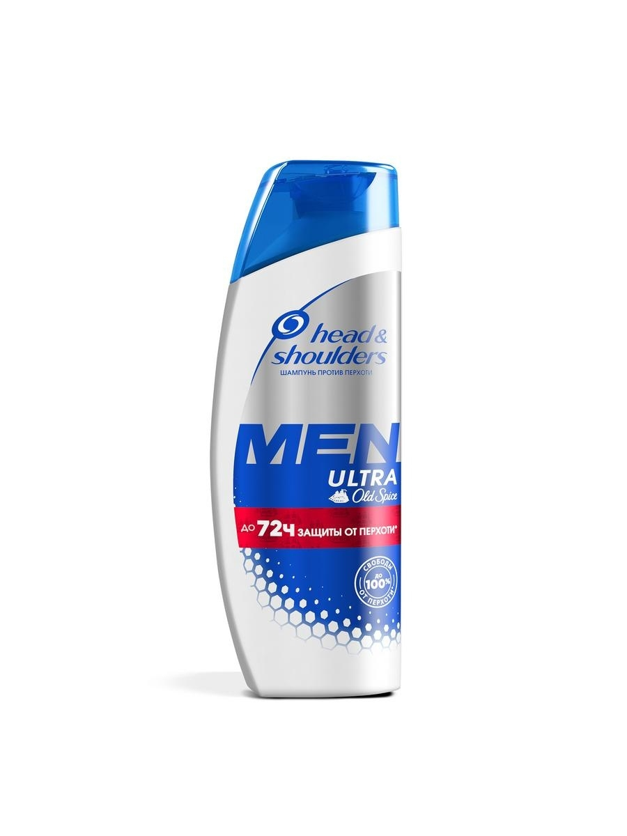 HEAD  SHOULDERS Шампунь против перхоти, Old Spice для мужчин