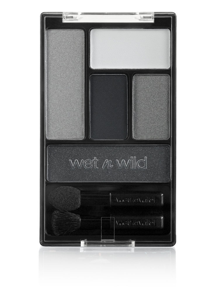 Тени для век набор color icon eye shadow palette, тон tunnel vision Wet n Wild