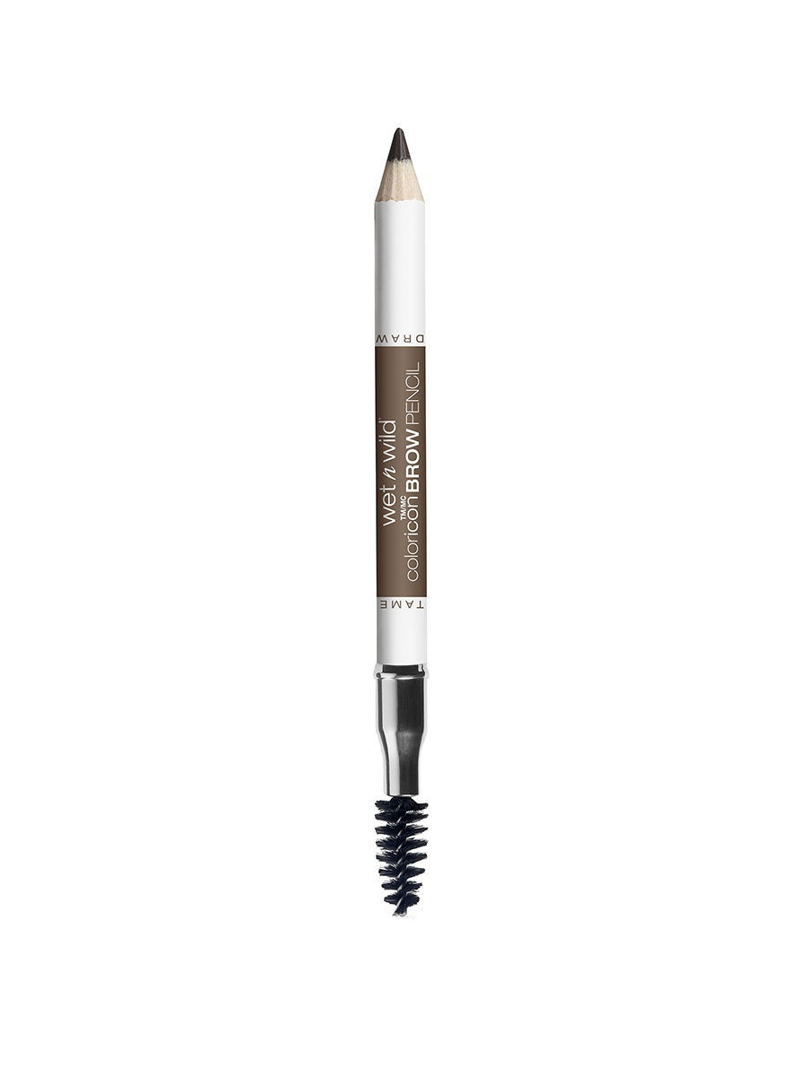 Wet n Wild Карандаш для бровей color icon brow pencil, тон brunettes do it better