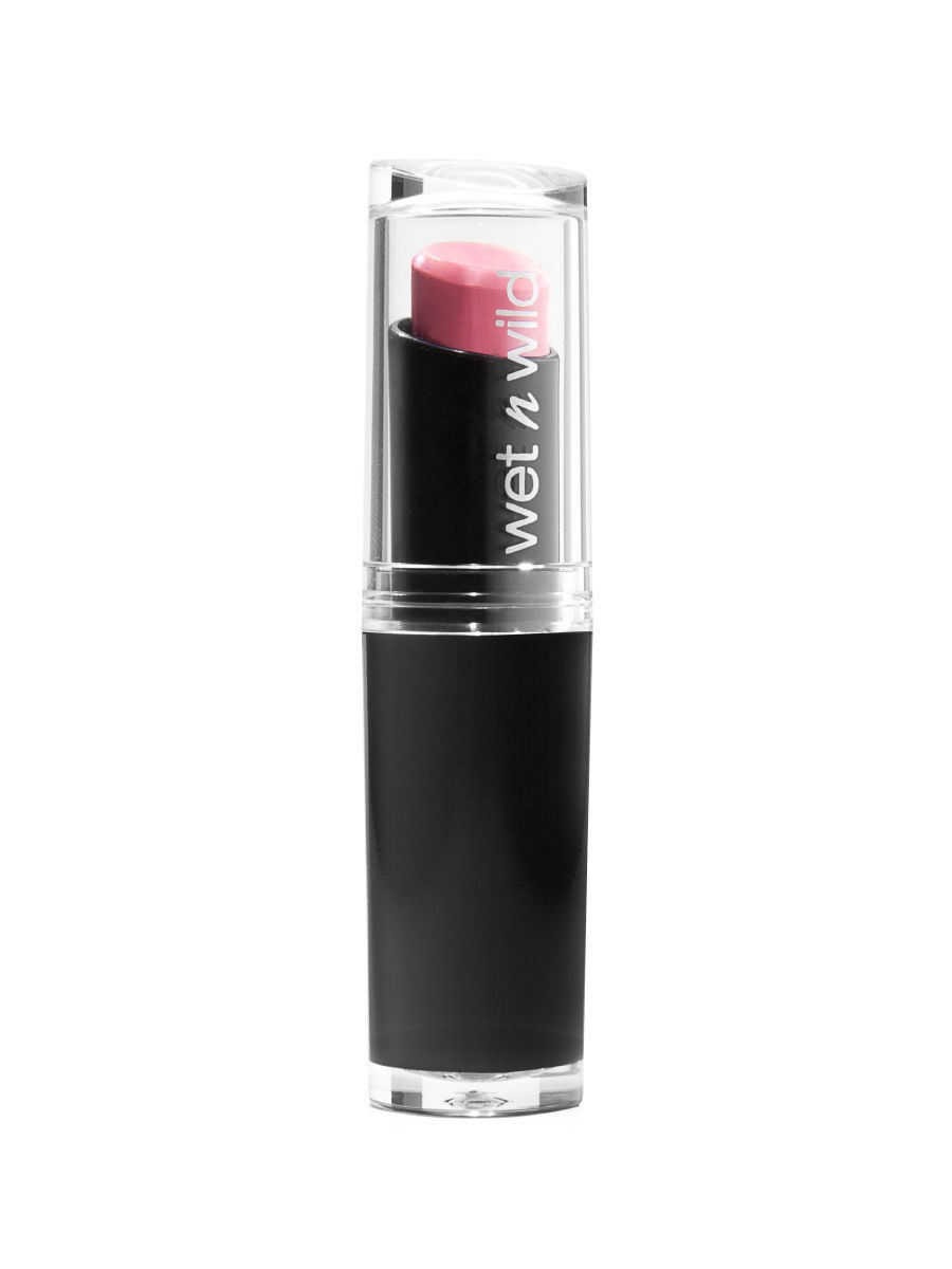 Помада для губ mega last lip color, тон think pink Wet n Wild
