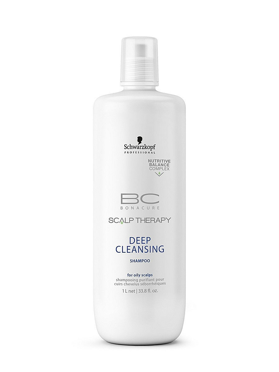Шампунь BC Scalp Therapy Deep Cleansing 1000 мл BONACURE