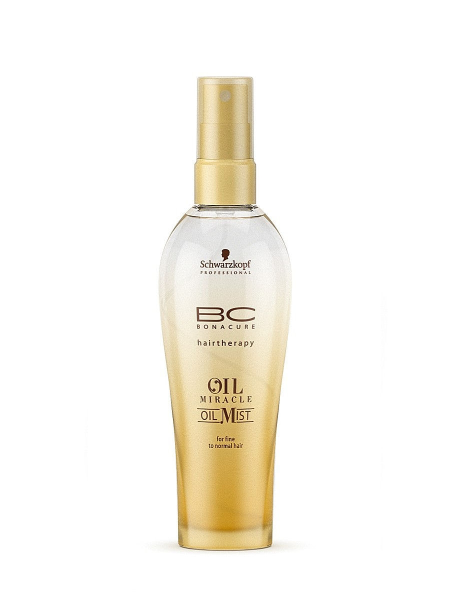 Спрей-Масло BC Oil Miraclre Oil Mist fine hair 100 мл BONACURE