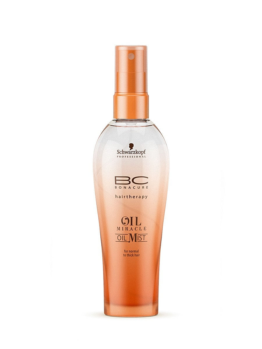 Спрей - Масло BC Oil Miraclre Oil Mist thick hair 100 мл BONACURE