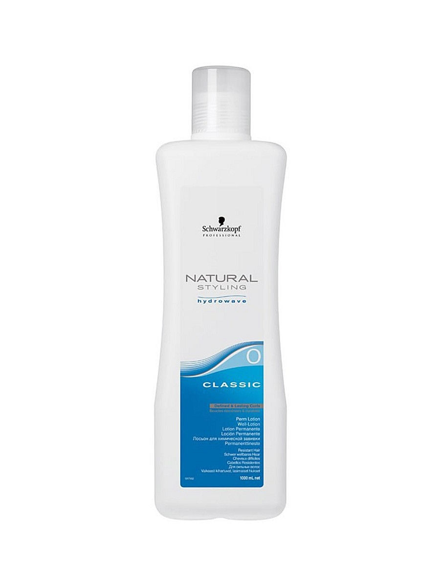 Schwarzkopf Professional Лосьон Классик 0 NATURAL STYLING, 1000 мл