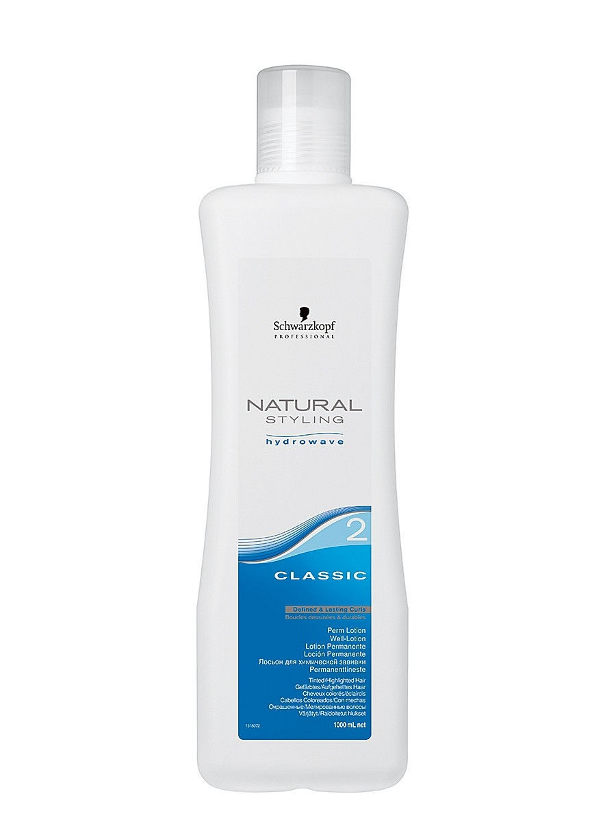 Schwarzkopf Professional Лосьон Классик 2 NATURAL STYLING, 1000 мл