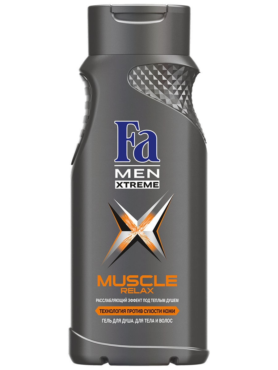 Fa Гель для душа MEN Xtreme Muscle Relax 250 мл