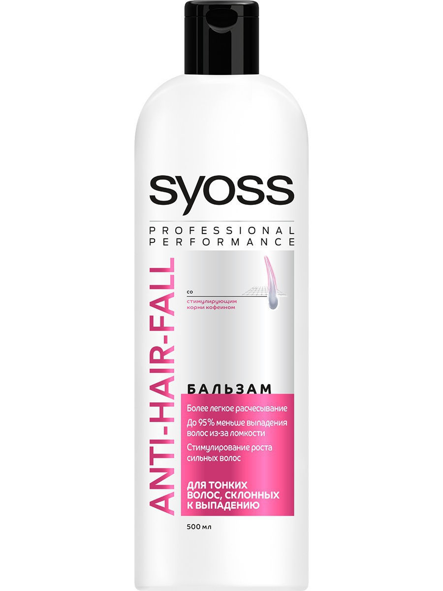 SYOSS Бальзам Anti-hair ll 500 мл