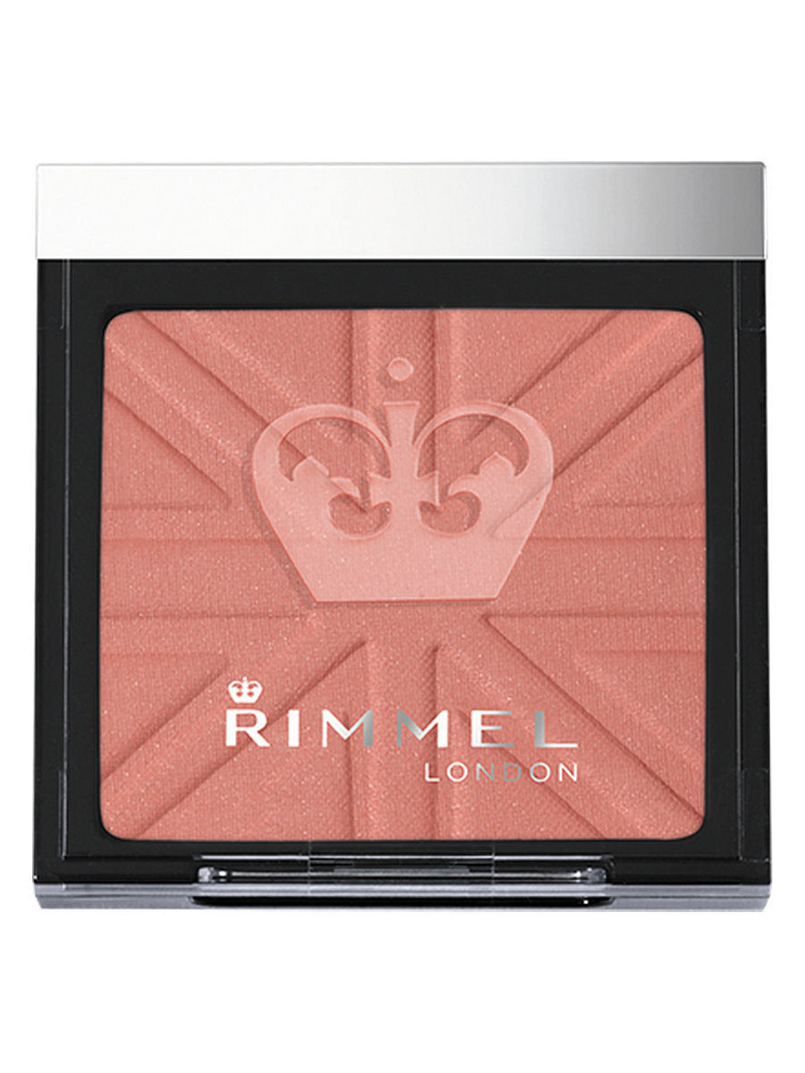 Румяна rimmel lasting finish soft colour mono blush, тон 010
