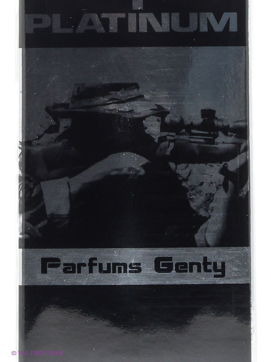 PARFUMS GENTY SNIPER PLATINUM EDT 100 ML SPRAY
