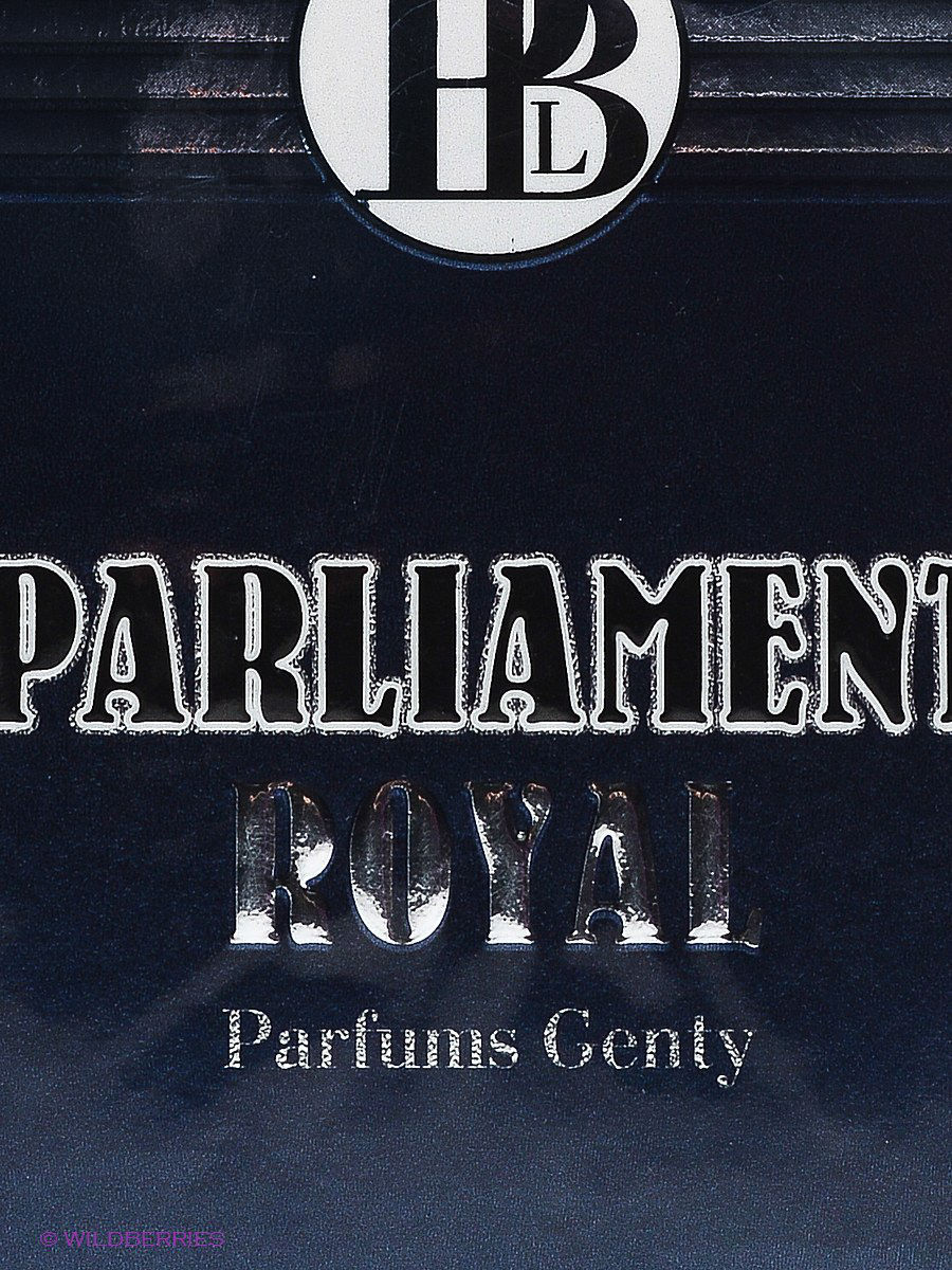 PARFUMS GENTY Туалетная вода PARLIAMENT ROYAL EDT 100 ML SPRAY