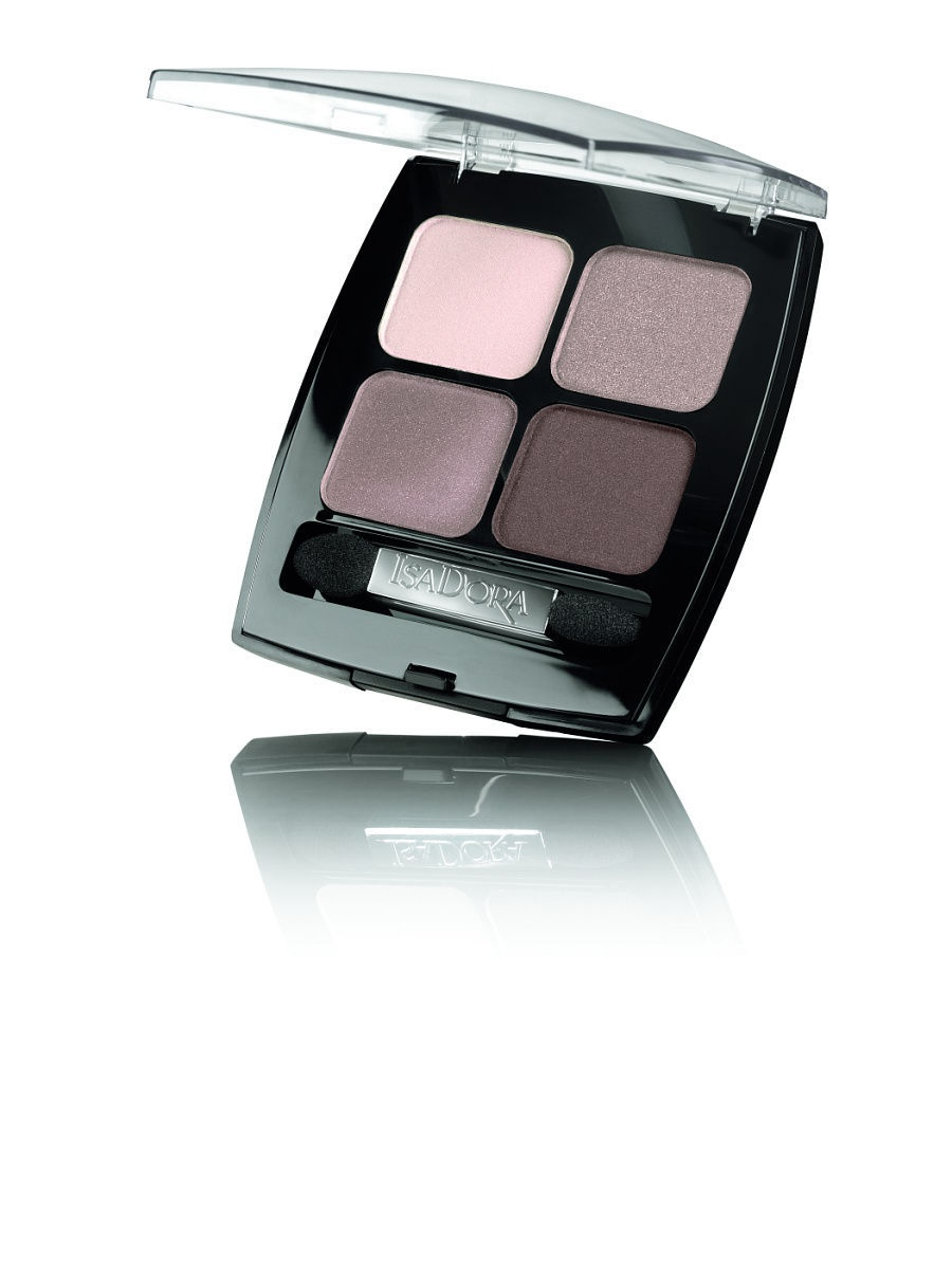 Тени для век Eye Shadow Quartet 51 5 г ISADORA