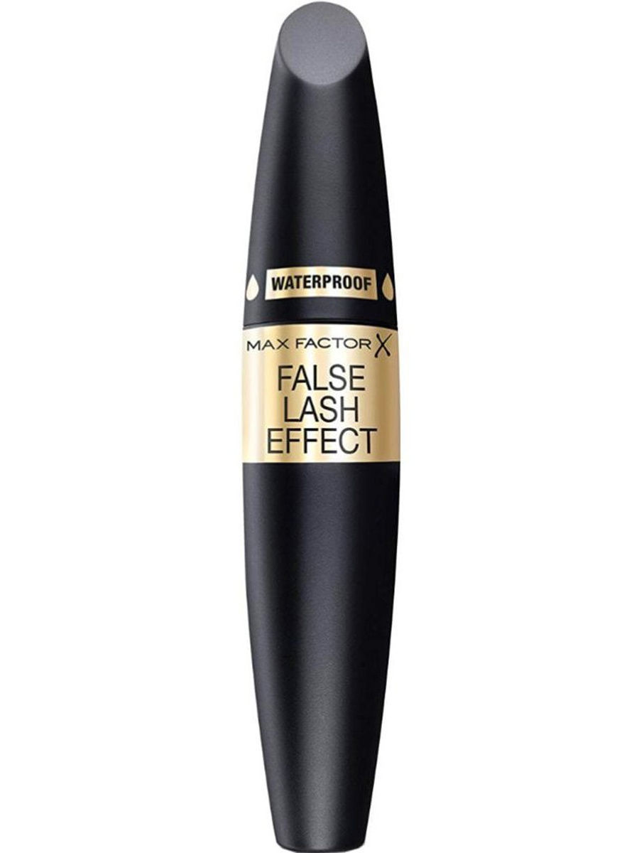 MAX FACTOR Тушь для ресниц водостойкая False Lash Effect Full Lashes Natural Look Waterproof Mascara