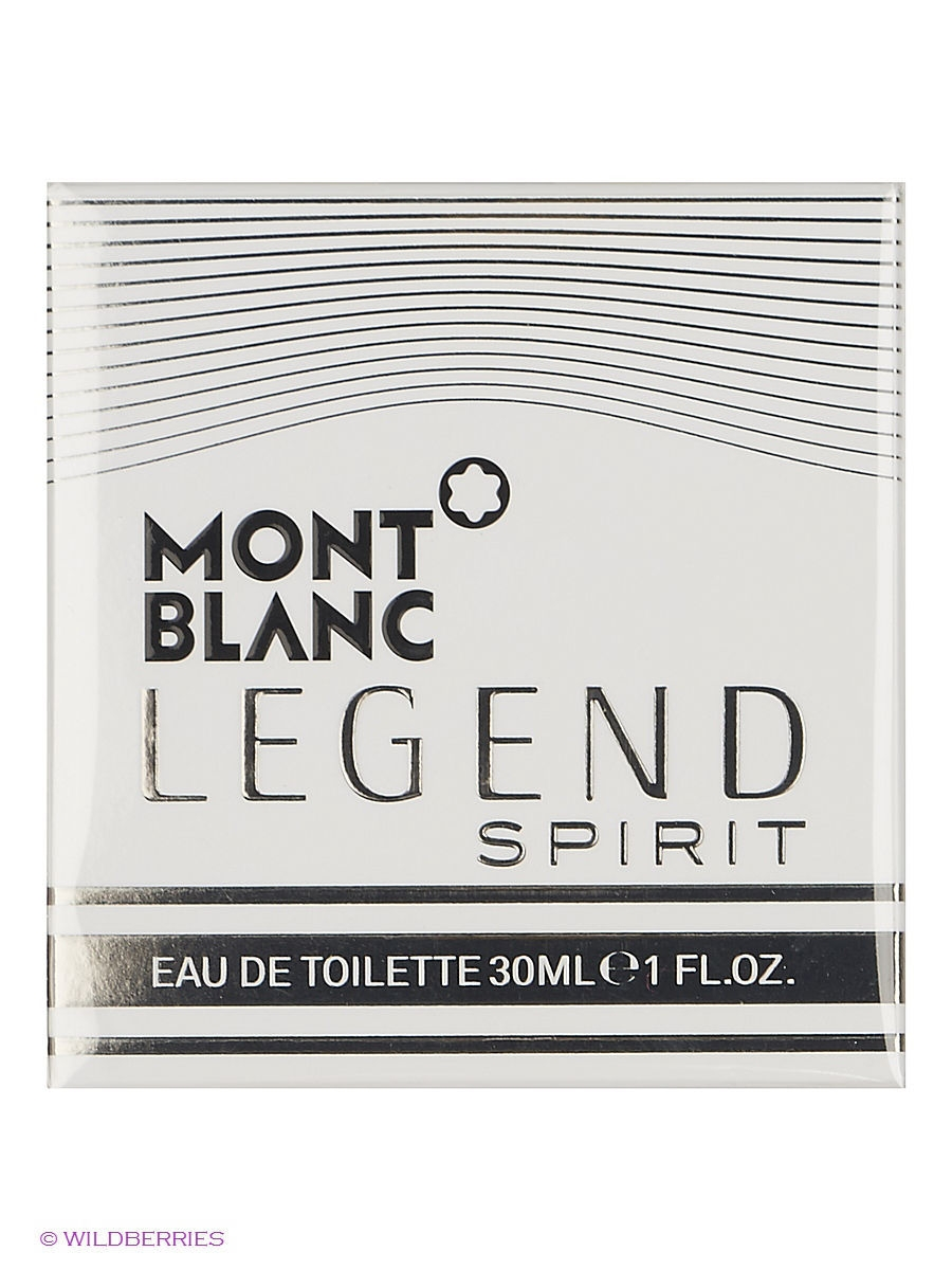 Туалетная вода Montblanc  ONTBLANC LEGEND SPIRIT FOR MEN EDT SPRAY 30 ML