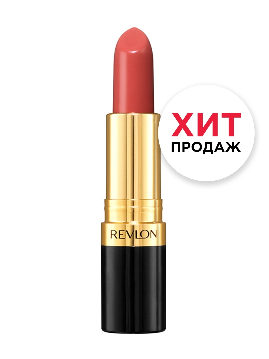 Помада для губ Super Lustrous Lipstick, Pink in the afternoon 415 Revlon