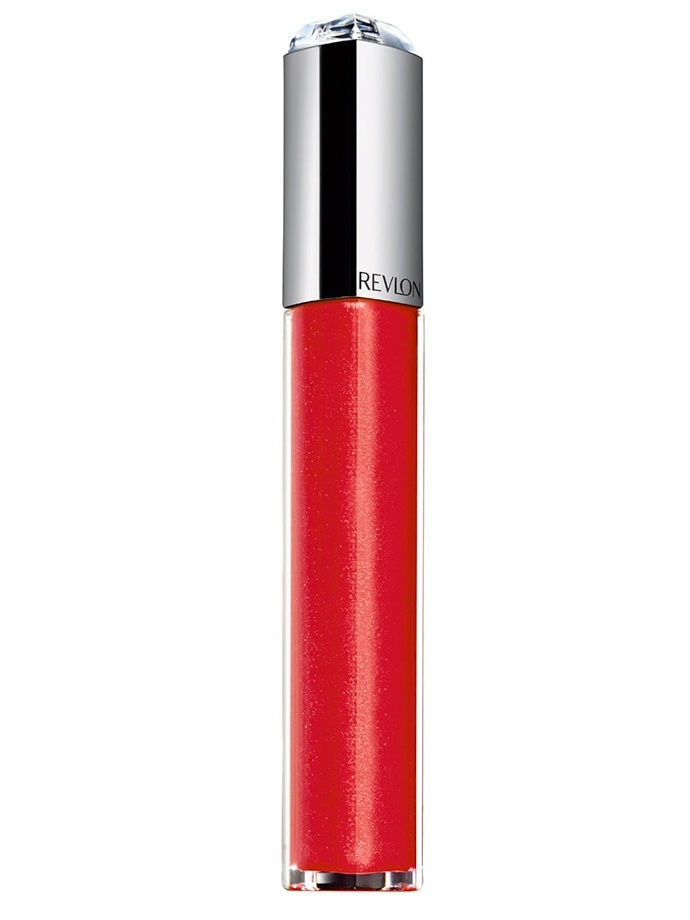 Revlon Помада-блеск для губ Ultra Hd Lip Lacquer,  Strawberry topaz 535