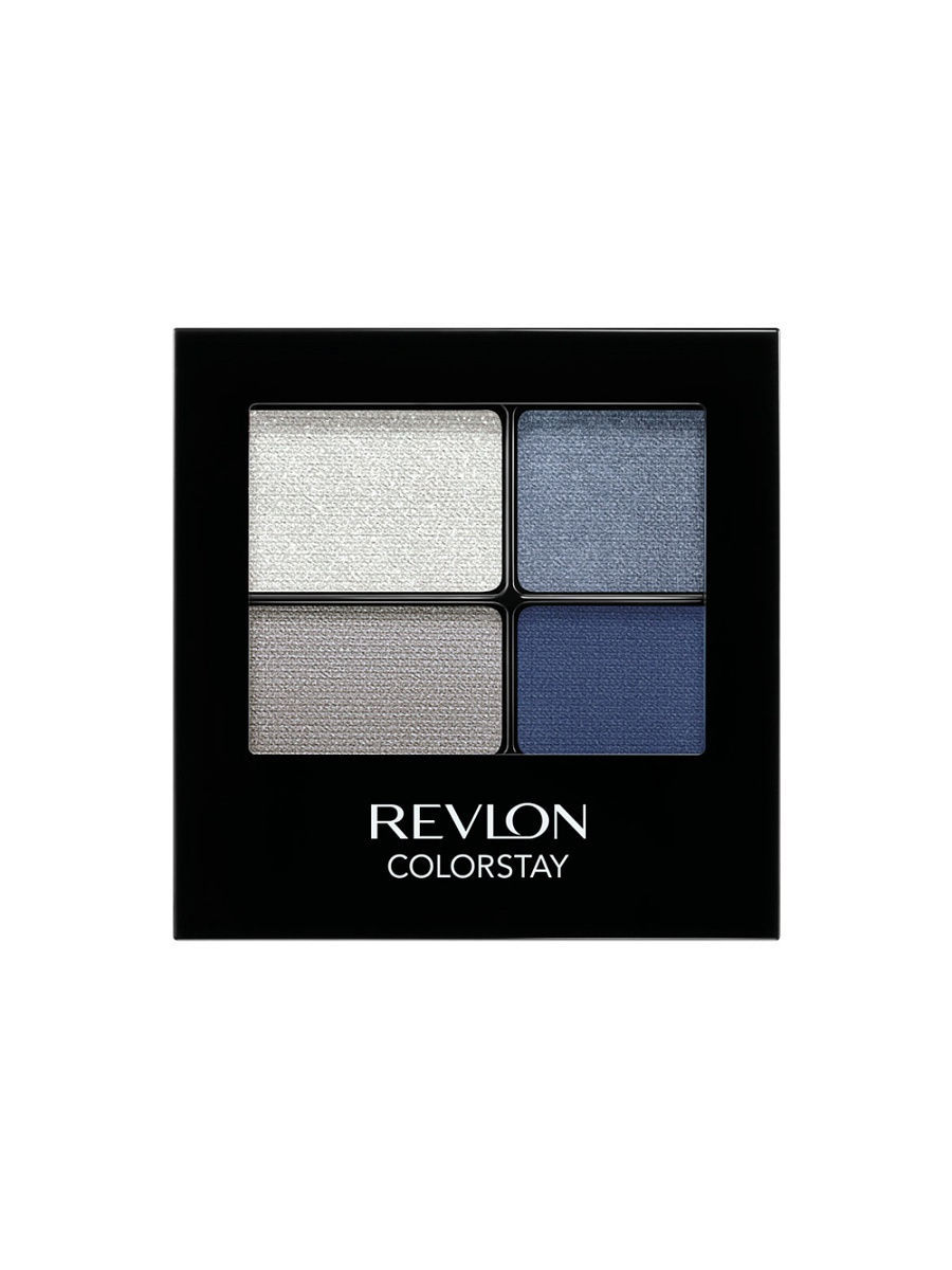 Revlon Тени для век четырехцветные Colorstay Eye16 Hour Eye Shadow Quad, Passionate 528