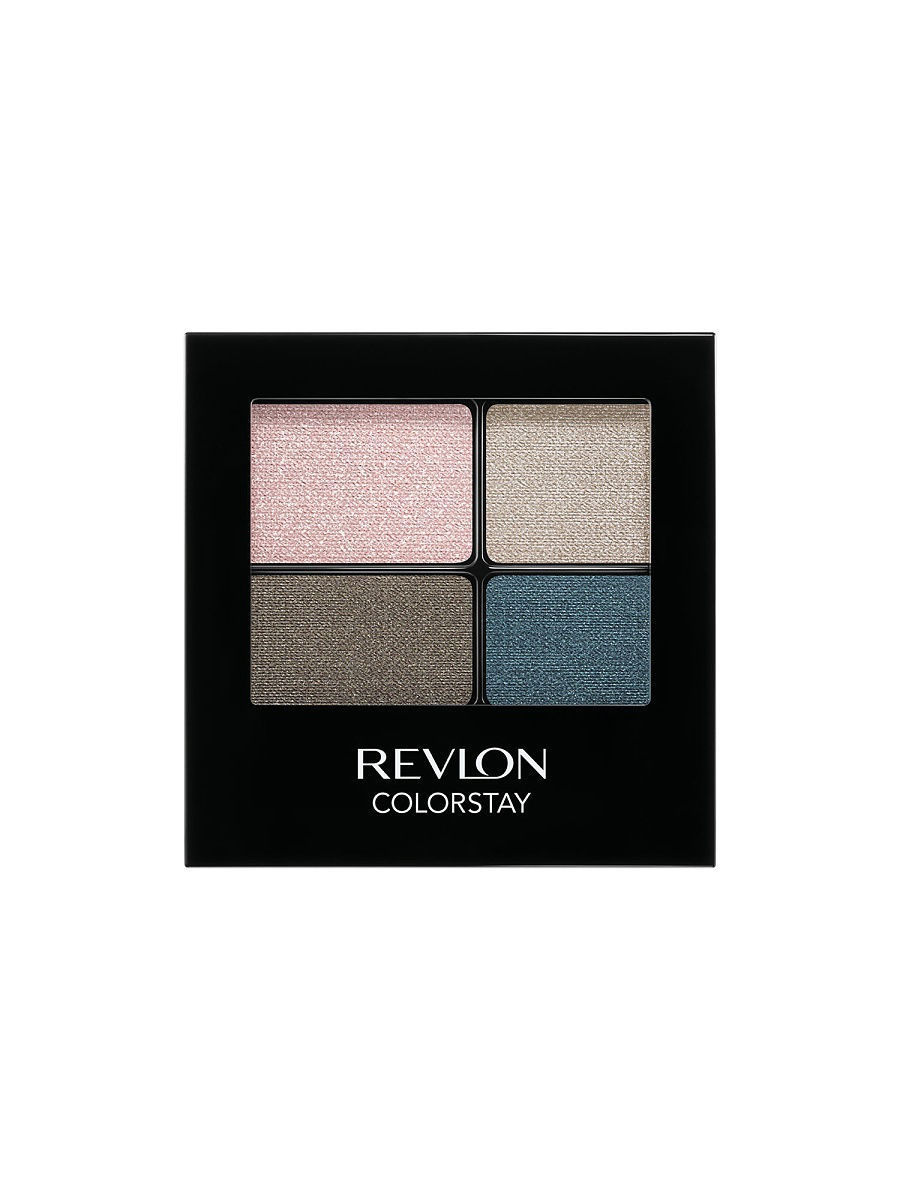 Revlon Тени для век четырехцветные Colorstay Eye16 Hour Eye Shadow Quad, Romantic 526