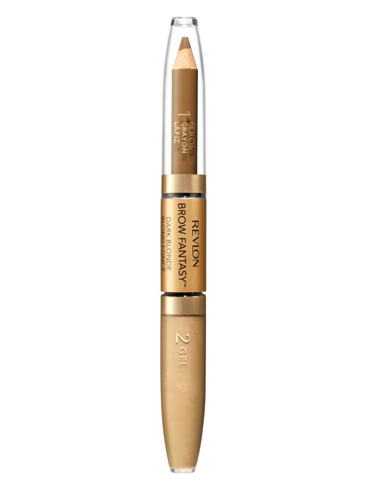 Revlon Карандаш и гель для бровей Colorstay Brow Fantasy Pencil ,  Blonde 104