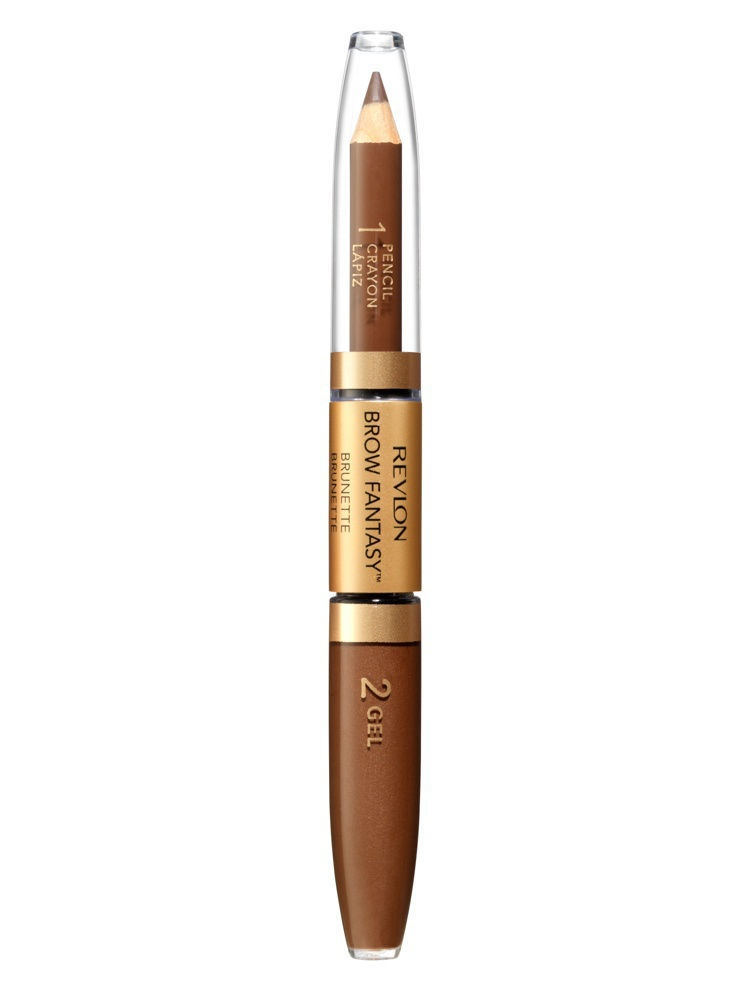 Revlon Карандаш и гель для бровей Colorstay Brow Fantasy Pencil , Brunette 105