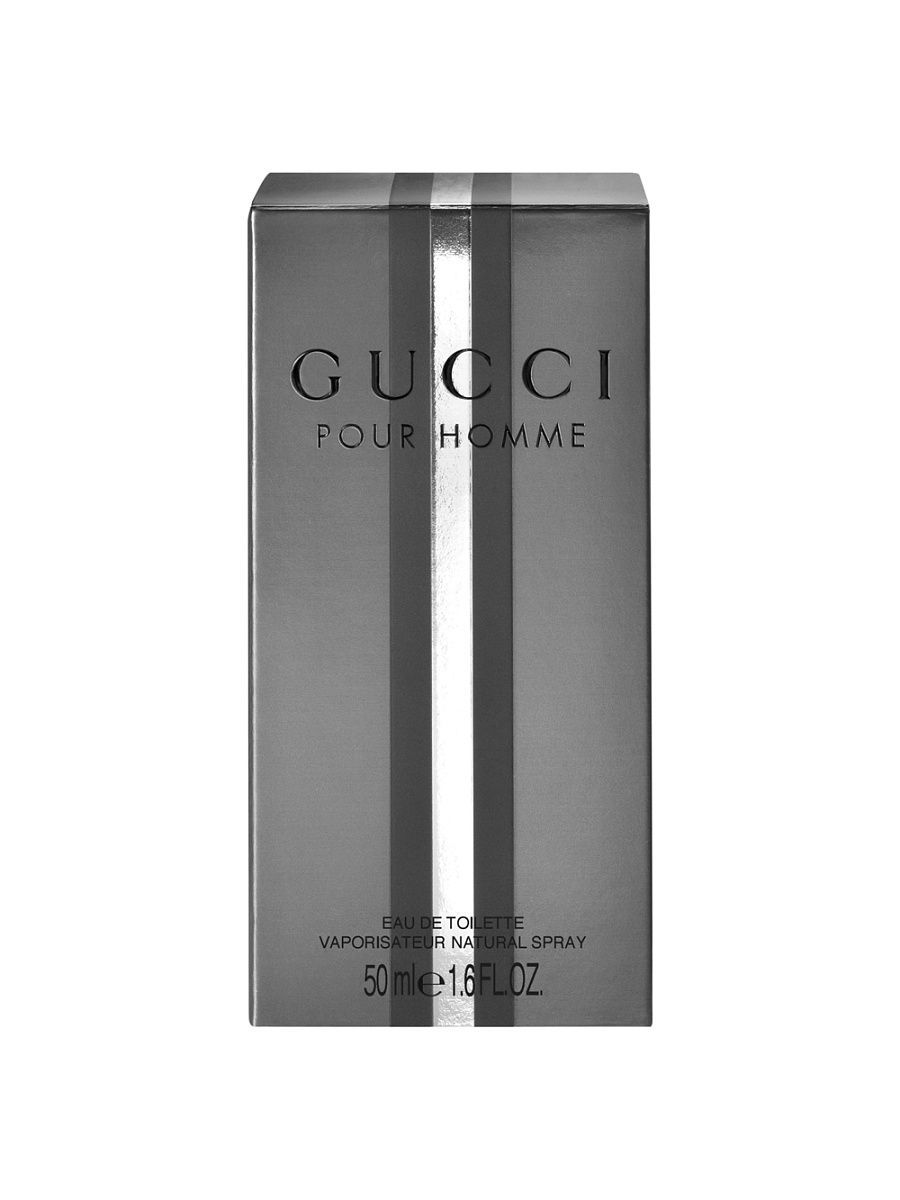 Туалетная вода Gucci by Gucci Pour Homme, 50 мл